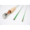 Green Meadow Glass Fly Rod